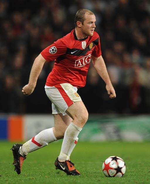 Rooney is anticipating the birth of his first child