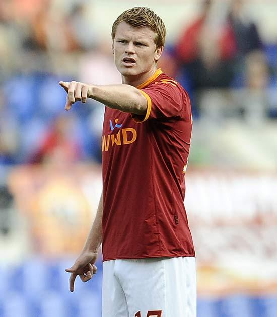Riise made over 350 appearances for Liverpool
