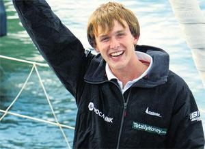 The Schoolboy Who Sailed the World tells the story of Michael Perham