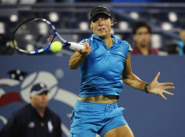 Belgian tennis stars Yanina Wickmayer has been suspended