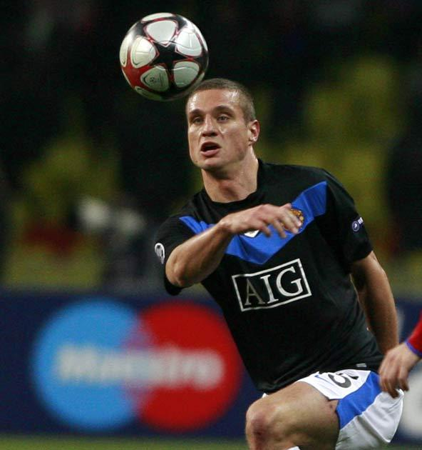 <b>Didier Drogba v NEMANJA VIDIC</b><br/> Drogba's power is sure to provide a stern test for Nemanja Vidic, who will be without his regular defensive partner Rio Ferdinand, who is ruled out through injury.