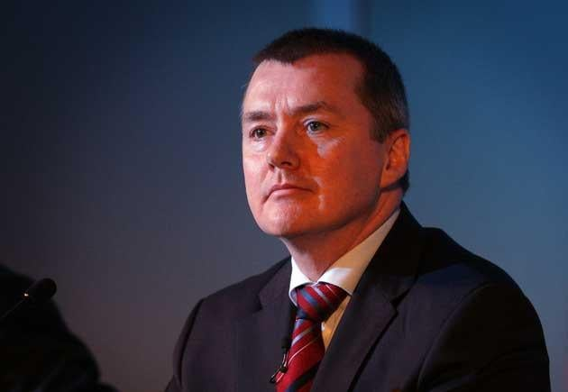 BA's chief executive, Willie Walsh, is still in talks with Spanish airline Iberia