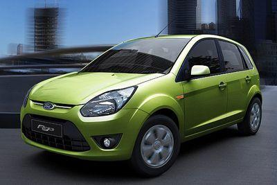 Ford is expected to debut the Figo at AutoExpo