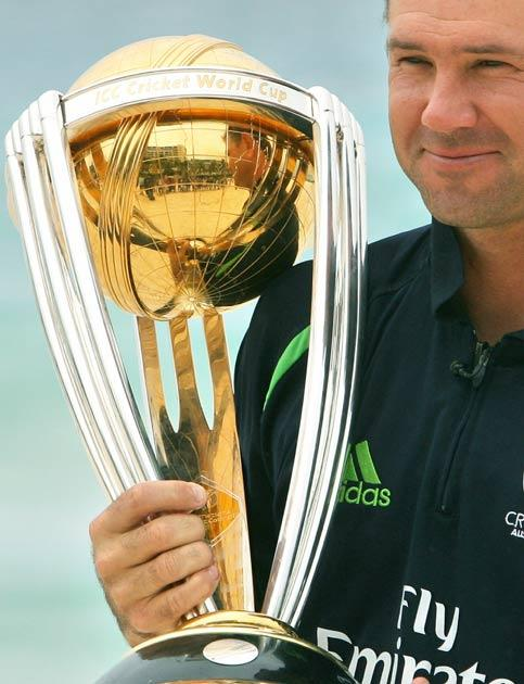 Australia are the current holders of the World Cup