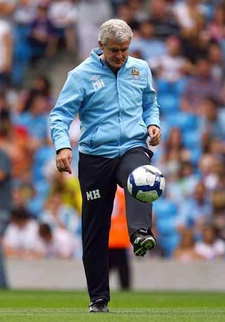 Hughes has spent a huge amount of money at City