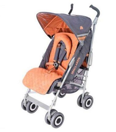 Maclaren buggies: In the US (but not in the UK) the company is offering fabric patches to cover the hinges