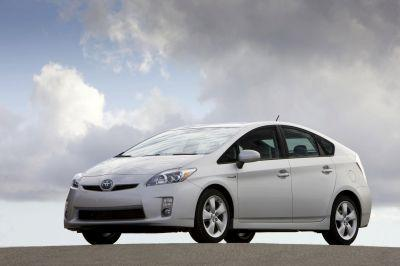 Toyota recorded a negative January, amid speculation that a Prius recall could be next