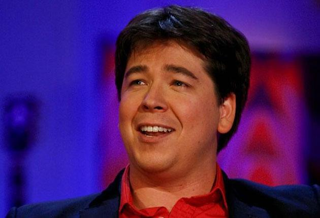 Michael McIntyre: here was a man who managed to be extremely funny without being cruel to anyone – not even politicians