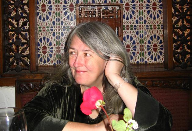 Mary Beard:  'When I was younger I liked to imagine myself as a cross between Jane Eyre and some hapless Margaret Drabble heroine - a horribly self-regarding position to take.'