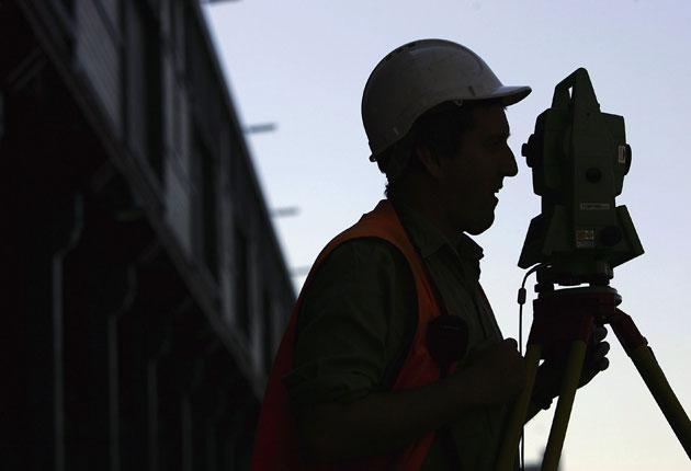 Surveyors can protect themselves from falling prices by offering low evaluations