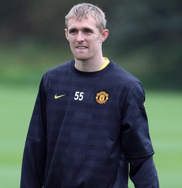 Fletcher has become a key component of the United midfield