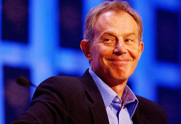 Under scrutiny: Tony Blair's version of events leading up to the conflict