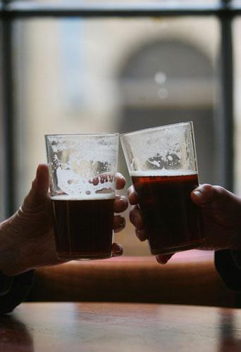 <b>Beer is less boozy than other drinks</b><p>While it is true that beers and lagers often contain a lower percentage of alcohol than spirits or wine, it is unwise to propagate the myth that beer is less intoxicating because drinkers tend to make up for i