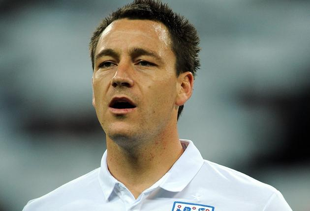 John Terry: 'This email was sent without my knowledge and I did not approve it'