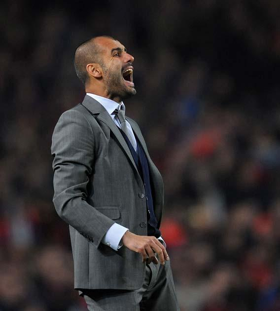 Guardiola said his team showed character