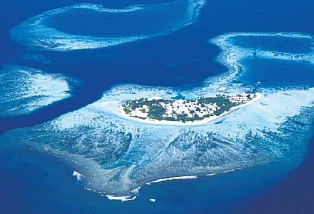 The vanishing Maldives