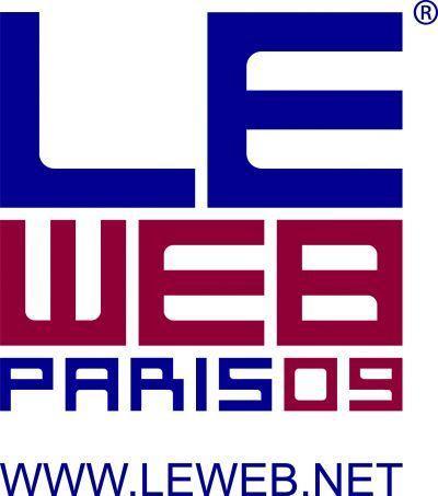 Leweb Paris 2009