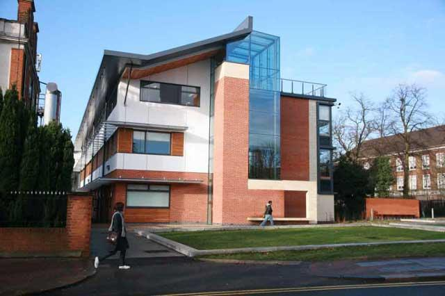 Grand offer: Middlesex University gives out five awards of £10,000 a year