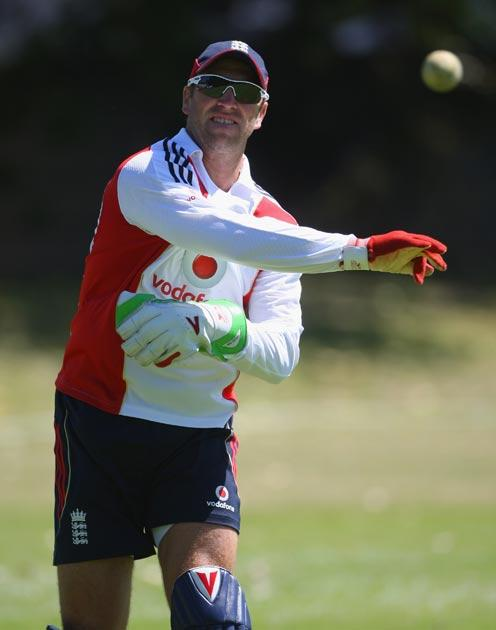 Matt Prior today made it clear England's intent is to attack