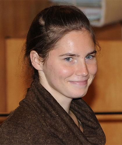 Amanda Knox was convicted of killing Meredith Kercher in a fit of revenge