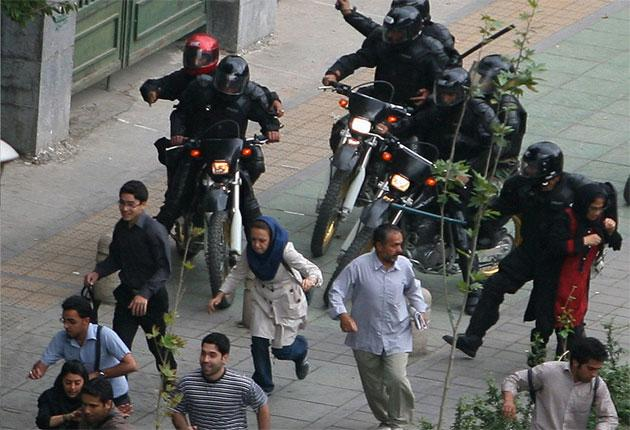Hundreds of people were arrested after protests following the disputed elections in Iran in June, and Dr Ramin Pourandarjani had treated many of those held in Kahrizak jail