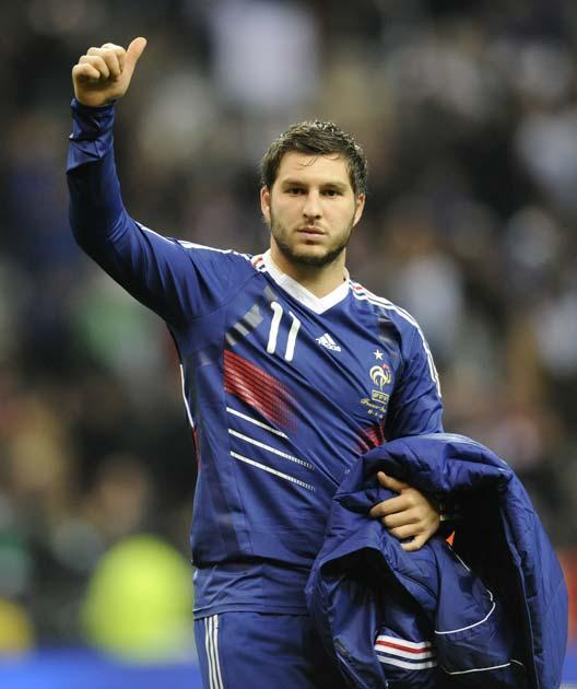 Gignac is a potential target for Arsenal in January