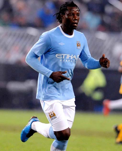 <b>Benjani Mwaruwari</b><br/> The forgotten man of the Manchester City vat of forwards, Benjani is likely to leave City for a paltry £1.5m and will find a number of bidders for a player of his Premier League experience. The fact that his native Zimbabwe f
