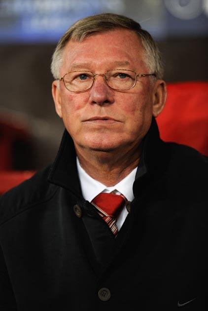 Ferguson has so far used the competition as an opportunity to blood his youngsters