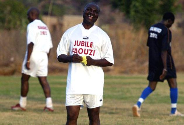 'The African teams have as good a chance as anybody,' muses Roger Milla on who might lift the World Cup in 2010