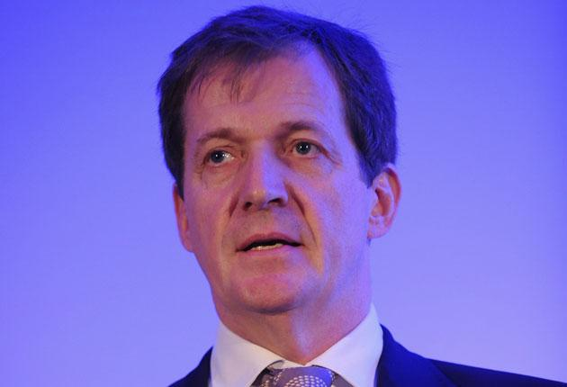 Alistair Campbell is once again pulling the strings as Labour look to remain in Government