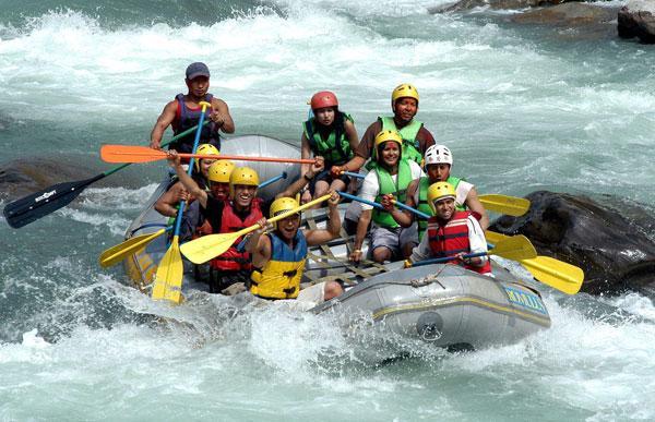 New Zealand has plenty of adventurous activities to offer tourists