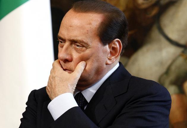 Silvio Berlusconi (pictured) has denied claims that he made deals with the Sicilian Mafia informant Gaspare Spatuzza