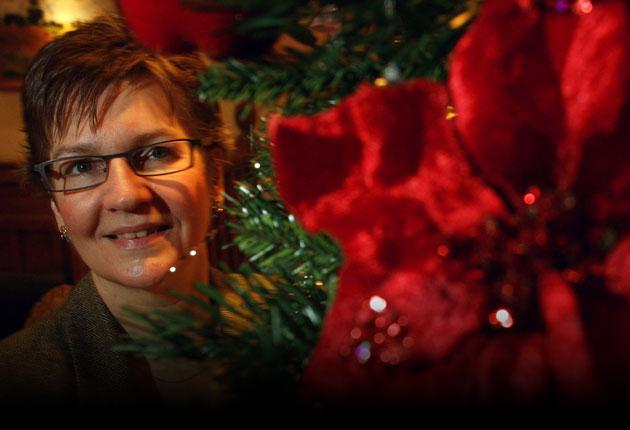 Stay away, Santa: The writer, Joanna Biddolph shares her 25th December birthday with Humphrey Bogart, Karl Rove – and Jesus Christ