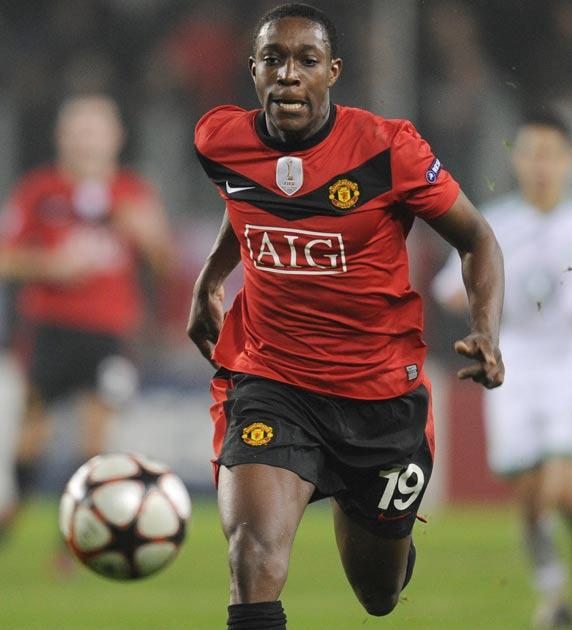 Ferguson has said he is delighted to have secured the young forward's services