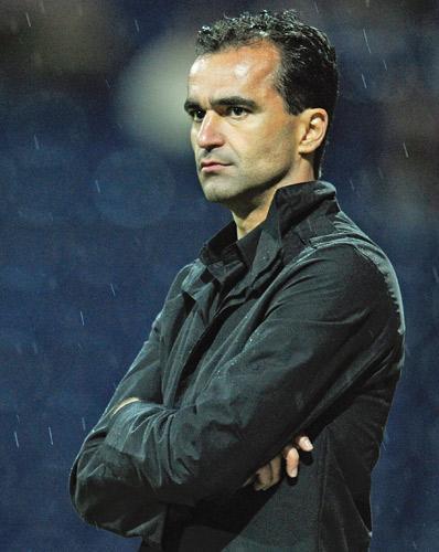 Roberto Martinez has never managed a side against Rafael Benitez