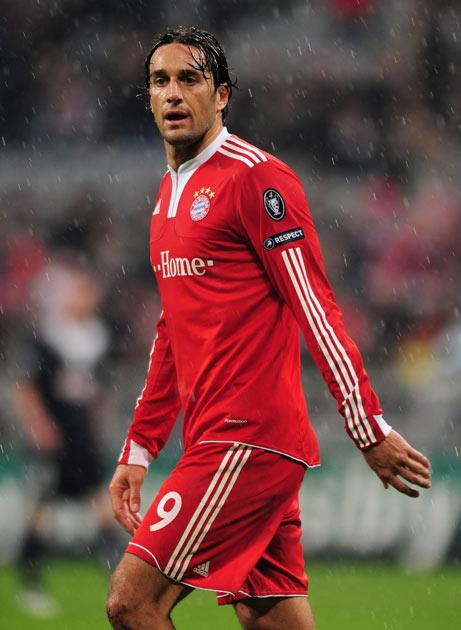 <b>Luca Toni</b><br/> Luca Toni's future at Bayern Munich has been thrown into doubt after the Italian refused to play for the club's reserve team. The Italian striker has been strongly linked with a move to West Ham, and recent developments suggest a swi