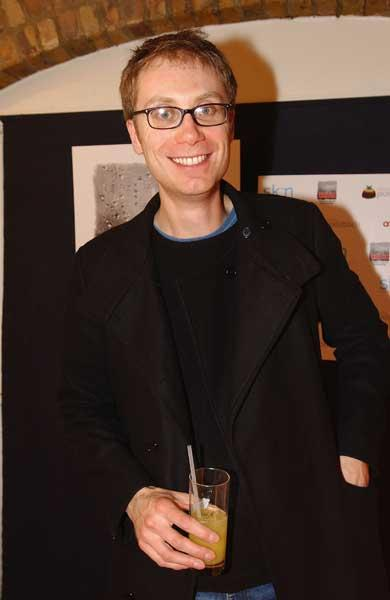 Comedy giant: Stephen Merchant has turned to stand-up