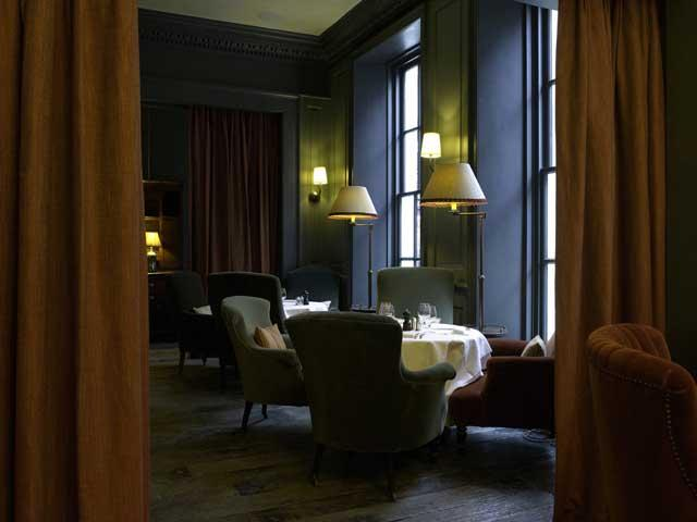 The Dean Street Townhouse is unmistakably classical - a restaurant that wants you to think it's been around for at least 100 years