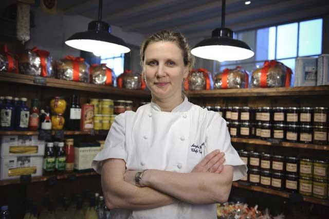 Angela Hartnett: 'I'd love to see the Chilean fjords in Patagonia'