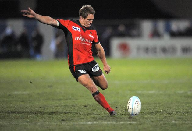 Jonny Wilkinson is but one of a number of English players to make the transfer to the French league
