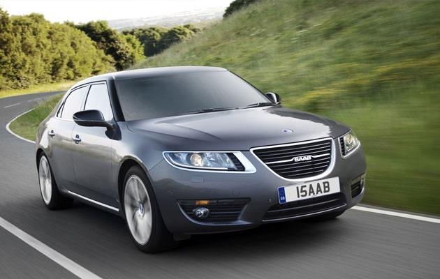 Saab's planned new 9-5