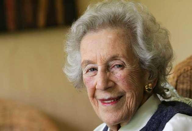 Helen Suzman was renowned for her lone fight against apartheid in South Africa's parliament
