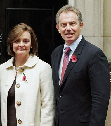 Tony and Cherie Blair have wrapped up the sale of their four-bedroomed former pit manager's house, we're told