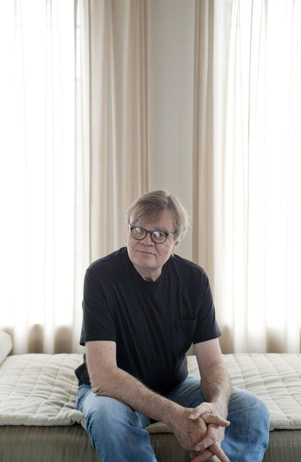 The simple life: Keillor is fond of Scandinavian Midwesterners' stoicism, 'but they are a little too self-restrained'