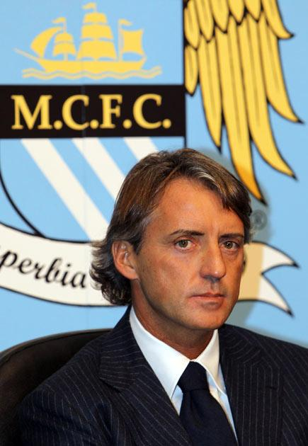 Mancini thinks City can push for the title