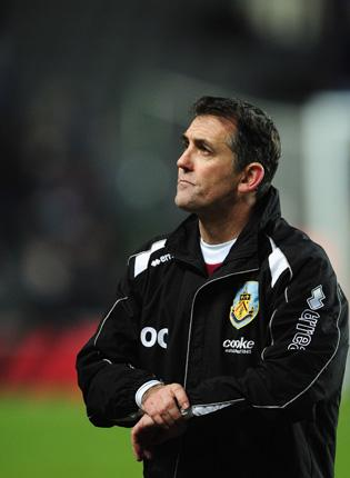 Owen Coyle turned down the Celtic job because it was not a step up the ladder