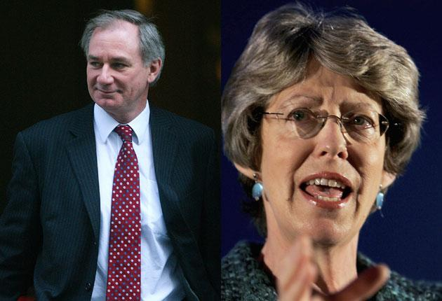 Geoff Hoon and Patricia Hewitt have written to all Labour MPs
