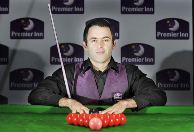 Ronnie O'Sullivan is hopeful that Barry Hearn can change snooker for the better