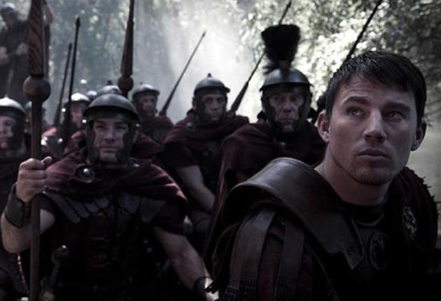 Spears of destiny: Kevin Macdonald's The Eagle of the Ninth follows the exploits of the Roman Ninth Legion in the Highlands