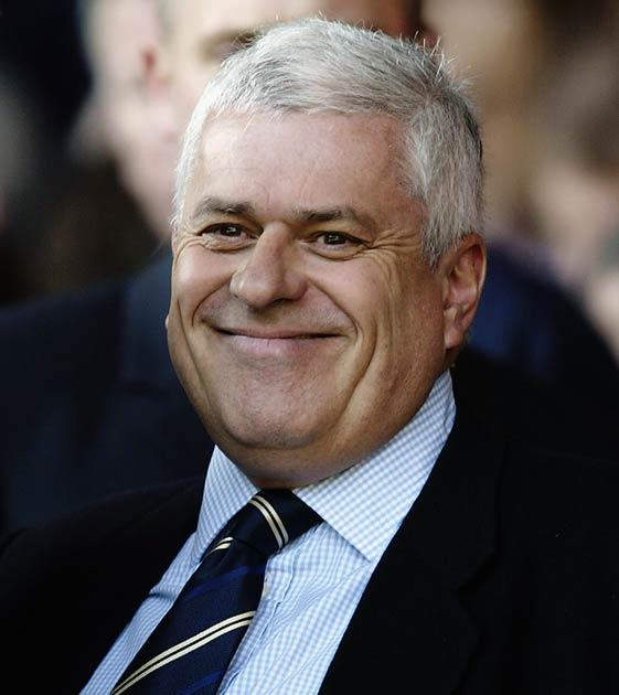 Chairman Peter Ridsdale thinks the matter will be sorted out